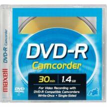 MAXELL DVD RAM VCAM 30 MIN 1,4 GB