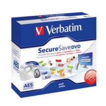 VERBATIM DVD SECURESAFE 4,5 GB normál tokban (1)
