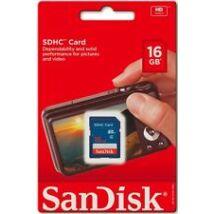 SANDISK SDHC 16GB CLASS 4