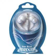 Maxell Plugz Ear Bud White