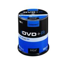 INTENSO DVD+R 4,7GB CAKE 100