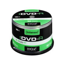 INTENSO DVD-R 4,7GB CAKE 50