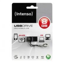 INTENSO USB 8GB MINI MOBILE LINE OTG 2.0
