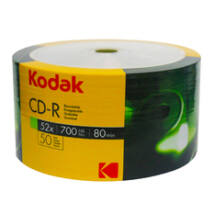 KODAK CD-R 52X 700MB SP 50