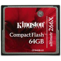 64 GB COMPACTFLASH CARD ULTIMATE 266X (CF) KINGSTON (1)