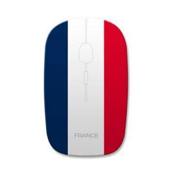 OMEGA OM-414 VEZETÉK NÉLKÜLI EGÉR 1600DPI FRANCE [43157]