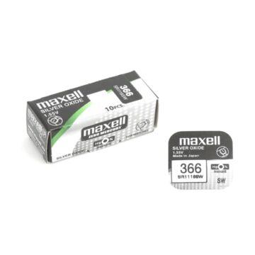 Maxell Ezüst-Oxid Gombelem SR1116SW