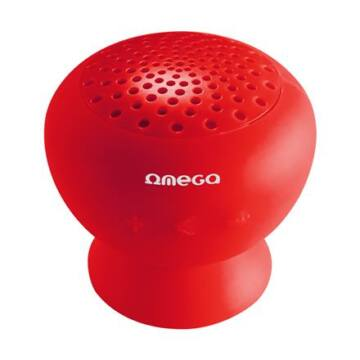 OMEGA SPEAKER OG46 BLUETOOTH V3.0 Piros 42454