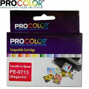 Procolor Epson PE- 713 utángyártott tintapatron