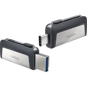 SANDISK ULTRA DUAL DRIVE USB Type-C 128GB 150MB/s