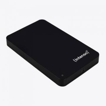 INTENSO HDD 500GB 2,5 MEMORY STATION BLACK 2.0