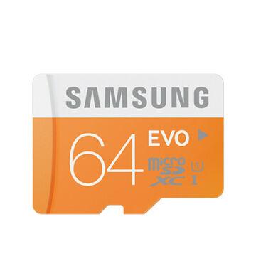 Samsung micro SDXC 64GB Class 10 UHS-I Evo