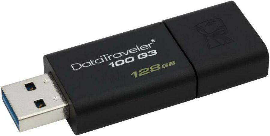128GB KINGSTON USB 3.0 DATATRAVELER 100 G3