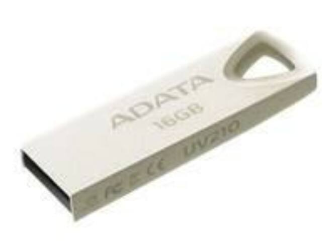 16GB ADATA UV210 USB FLASH 2.0 EZÜST