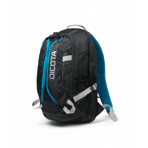 Dicota hátizsák Active 14-15,6 fekete-kék
