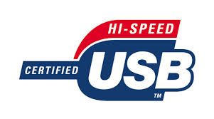 USB 2.0 logo Hi-speed